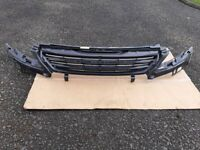 Genuine PEUGEOT 308 FRONT Grille 14 -17 AA36127079