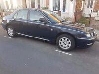 Rover 75 New Mot ! Very good condition