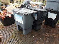 Bokashi composting bins