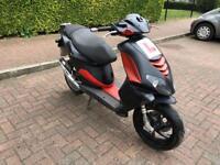 Piaggio nrg 70cc reg as 50cc moped scooter vespa honda yamaha peugeot