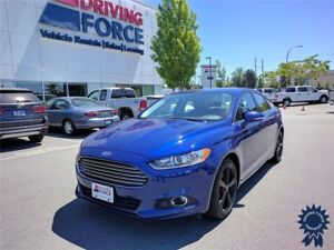 2016 Ford Fusion SE 5 Passenger, MyFord Touch Technology Package