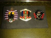 Remembrance of the battle of the somme badges
