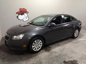 2011 Chevrolet Cruze LT Turbo ***FINANCING AVAILABLE***