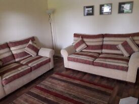 two seater and three seater for sale