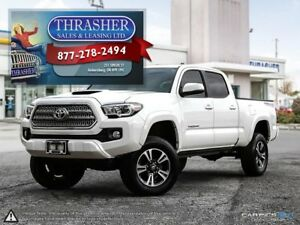 2016 Toyota Tacoma SR5 V6, 4X4, Nav, Sunroof, and MORE!!