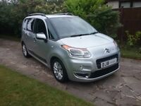 59 CITROËN C3C3 PICASSO EXCLUSIVE HDI 1 YEAR MOT