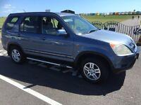 Honda C-RV 2005 | 3 month warranty | dealership service history | One owner | Long MOT