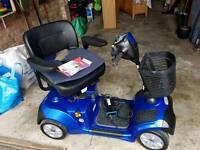 Mercury electric buggy