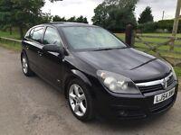 Vauxhall Astra Sri turbo