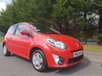 Nov 2009 Renault Twingo EXTREME 1.2 60BHP 1YEARS MOT AUGUST 2019 LOW MILEAGE ONLY 67k LOW INSURANCE