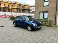 Mini Cooper Automatic with Fresh 1 Year Mot & Mileage only 53156 ,fully Panoramic Sunroof