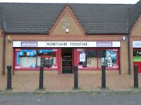 CONVENIENCE STORE FOR SALE: Good potential / Densely populated area / Extensive customer car park