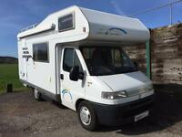 2001 Hymer Swing 5 Berth Motorhome