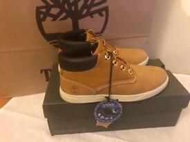 Brand new Timberland boots size 3.5