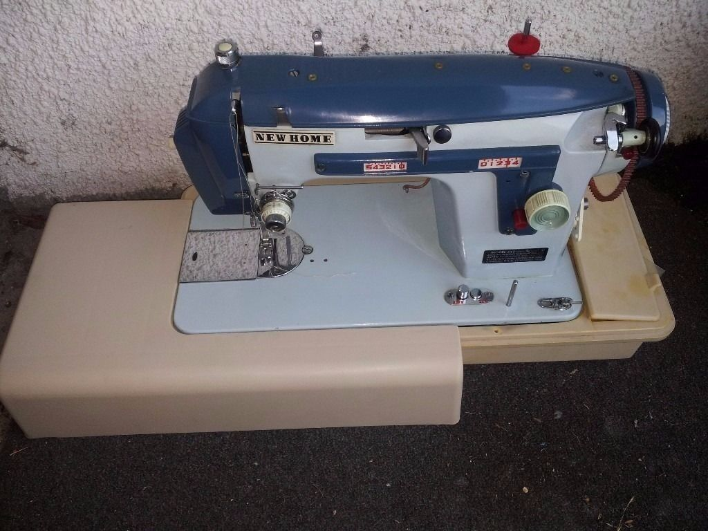 2 NEW HOME SEWING MACHINES FOR SPARES OR REPAIRSin Kirkby in Ashfield, NottinghamshireGumtree - 2 NEW HOME SEWING MACHINES FOR SPARES OR REPAIRS ONLY AS SEEN IN PICS SOLD AS SEEN BOTH COME IN CASES THEY CAME FROM A HOUSE CLEARANCE SO NOT SURE IF THEY WORK. REQUIRES TLC £20 FOR BOTH ONLY TEXTS WILL BE ANSWERED BUYER MUST COLLECT FROM KIRKBY IN...