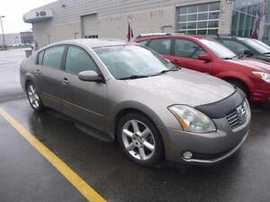 2004 Nissan Maxima SL CUIR TOIT MAGS TOUTE EQUIPE 6CYL LEATHER S