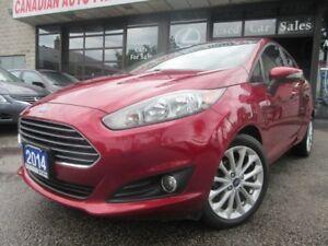 2014 Ford Fiesta SE-NAVIGATION-HEATED SEAT-BLUETOOTH-SPOILER