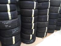 Part worn tyres 13-22 various brands