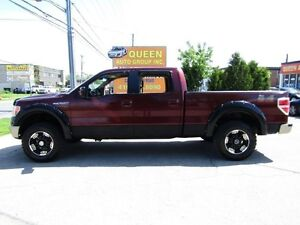 2009 Ford F-150 Lariat | Reverse Cam | 4X4 | Leather