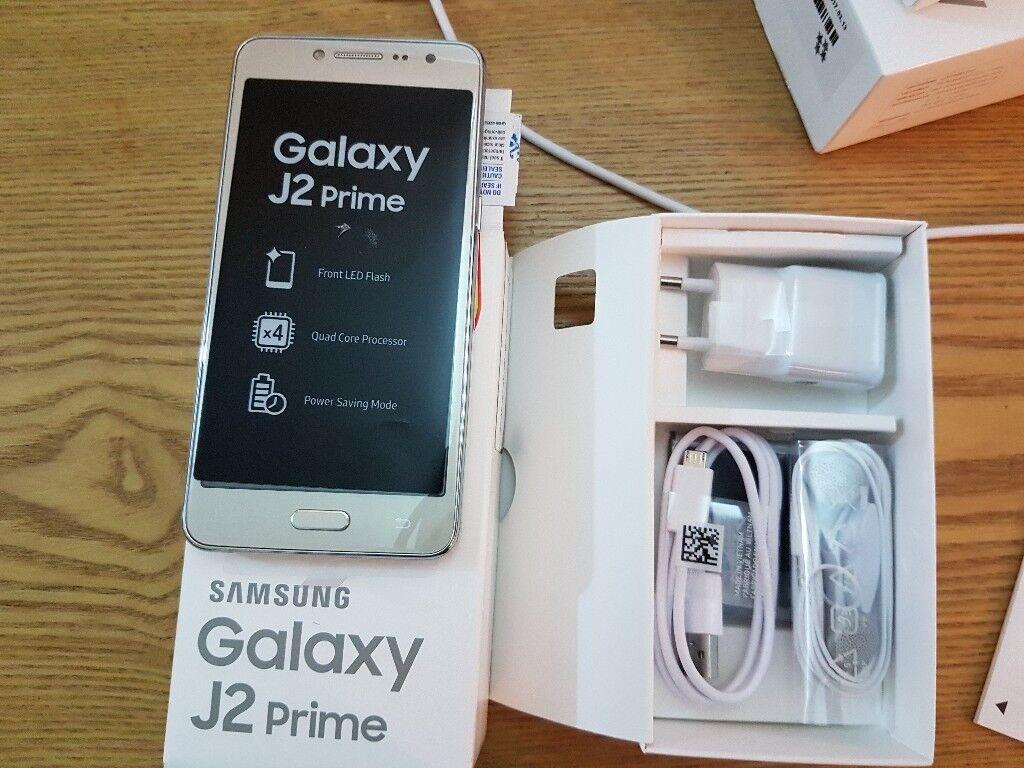 Samsung Galaxy J2 PRIME 8GB Gold Dual Sim Unlocked Smartphone