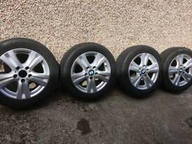 BMW Alloys Type 222 - Offers Accepted