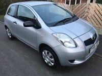 Toyota Yaris vvt -I T2 3 door 1.0 ltr petrol 2009 for sale