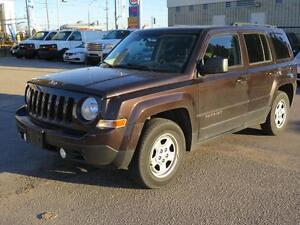 2014 Jeep Patriot POWER SUNROOF