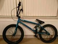 """WeThePeople Crysis 20.5"""" BMX Bike"""