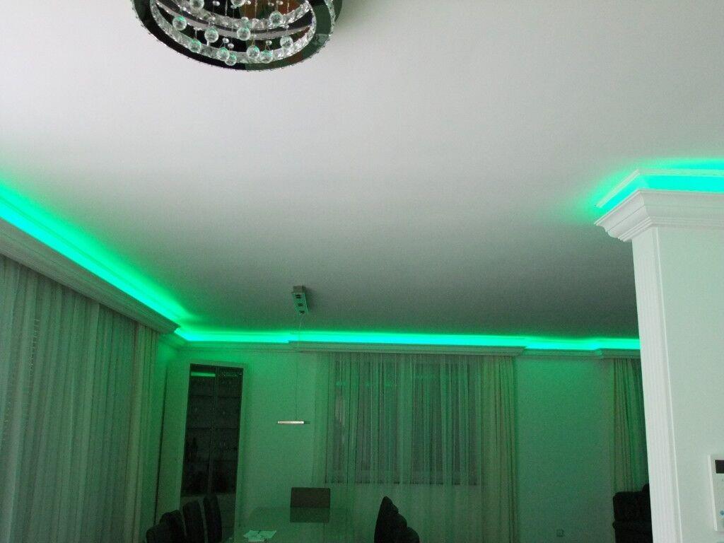 indirekte beleuchtung led wand decken beleuchtung. Black Bedroom Furniture Sets. Home Design Ideas