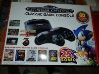 Never been used Sega Megadrive