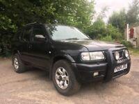 Vauxhall frontera 2.2dti 5dr(Bargain )