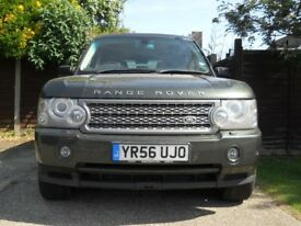 RANGE ROVER V8 4.2 PETROL SUPER CHARGE 2006 56 AUTOMATIC