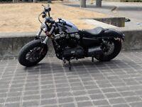 Harley Davidson XL1200X 48