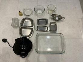 Free kitchen equipment
