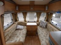 SWIFT CHALLENGER 500 - 4 BERTH - 2006 - FIXED BED - PART OF COASTFIELDS GROUP - SALE