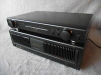 TECHNICS MATCHING HIFI STEREO POWER AND PRE AMPLIFIERS HIGH END ITEMS