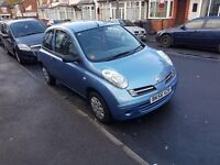 NISSAN MICRA 1.2 INITIA 3 DR (56 REG) - ONLY 75000 GENUINE LOW MILEAGE