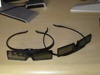 Samsung 3D active glasses SSG-4100GB