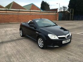Vauxhall Tigra 1.4 Automatic Convertable, long mot, drives great, all working order