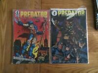 Predator Comic