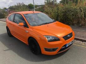 FORD FOCUS ST-2 2007 ELECTRIC ORANGE **HPI CLEAR**