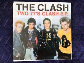 The Clash - TWO 77'S CLASH E.P.