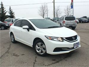 2015 Honda Civic Sedan *LX*AUTO TRANS*AIR COND*POWER WINDOWS*POW