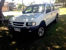 2001 Holden Rodeo Dual Cab Ute Auto West Mackay Mackay City Preview