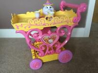 Belle Disney Musical Tea Trolley---offers