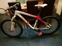 "Specialized Hard rock mountain bike 17.5"" medium"