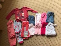 Girls clothes 9-12months