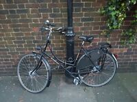 Dutch ladies bike for sale - need to be gone before end of April!