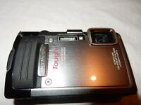 Olympus Tough TG-830 Digital camera GPS