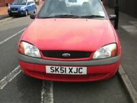 Ford Fiesta spare or repairs